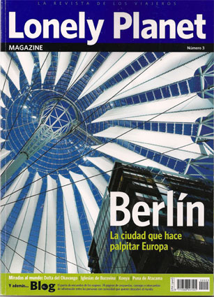 Lonely Planet Berlin Cover
